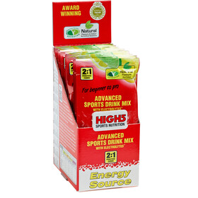 High5 EnergySource Advanced Sportdrank Box 12x47g, Lemon
